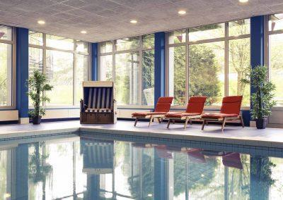 MERCURE HOTEL STUTTGART SINDELFINGEN AN DER MESSE POOL