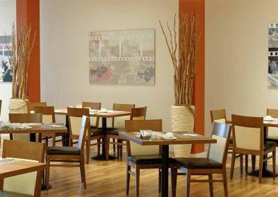 Mercure Hotel Stuttgart Sindelfingen an der Messe Restaurant Fruehstueck Gastraum/Breakfast Room
