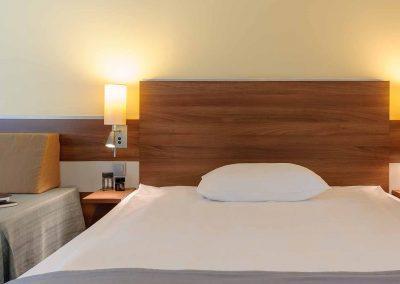 Mercure Hotel Stuttgart Sindelfingen an der Messe Zimmer Einzelzimmer